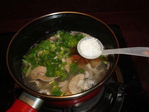 猪腰白菜汤怎么炒