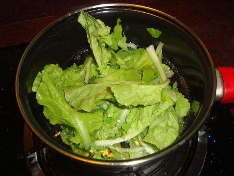 猪腰白菜汤的简单做法