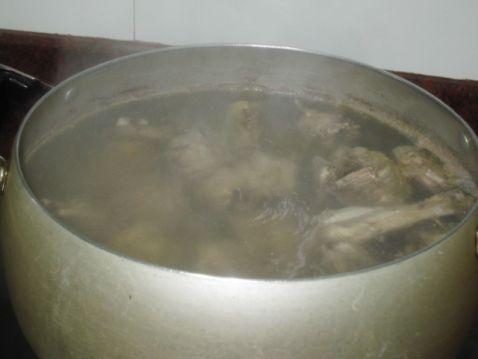 发菜冬瓜排骨汤怎么做