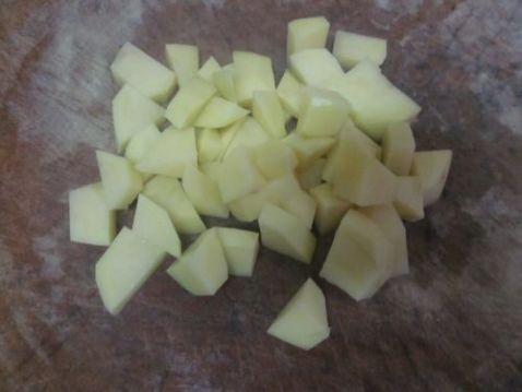 红烧土豆块的做法图解