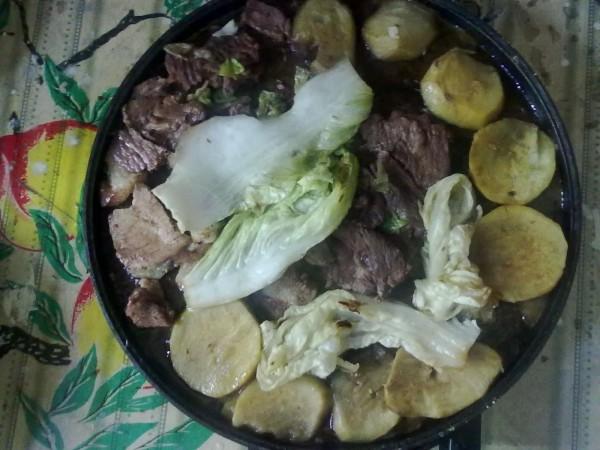 大锅菜怎么炒