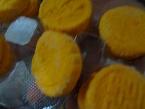 炸南瓜饼的家常做法