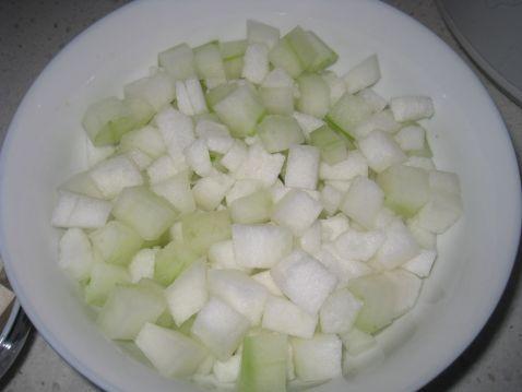 冬瓜豆腐玉米粒汤的做法大全