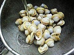 辣椒炒文蛤的家常做法