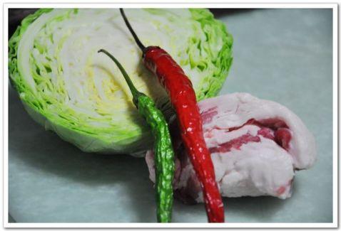 椒香包菜的做法大全