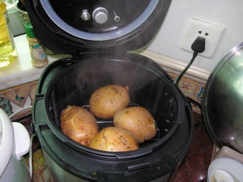 蒸土豆怎么做