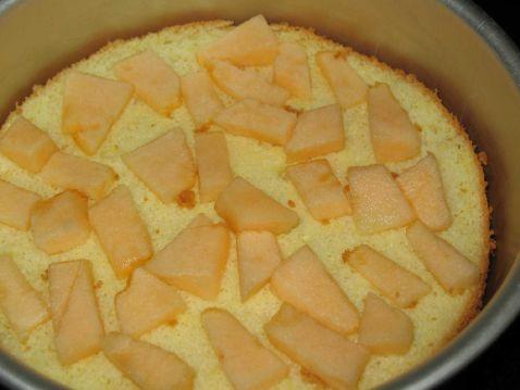 栗子芝士慕司蛋糕的做法图解