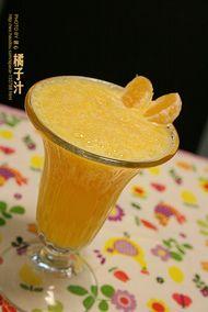 橘子汁怎么炒