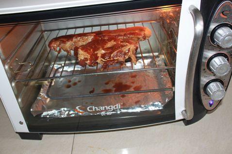 烤猪肉的家常做法