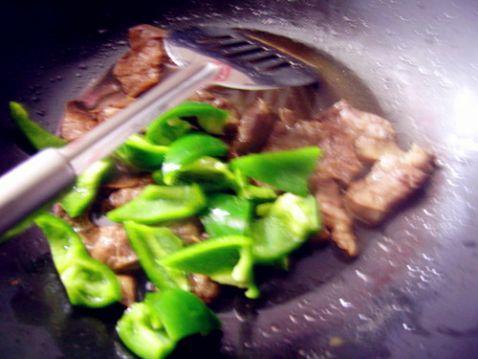 青椒炒肺片怎么煮