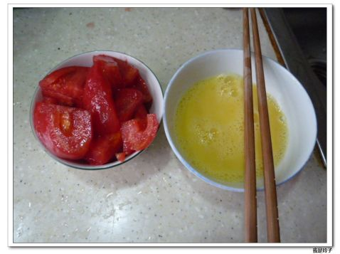 西红柿鸡蛋面条的做法大全