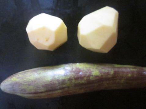 炒茄子土豆丝的做法大全