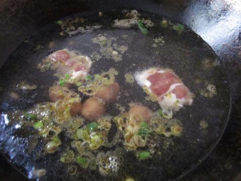 菠菜羊肉丸子汤怎么炖