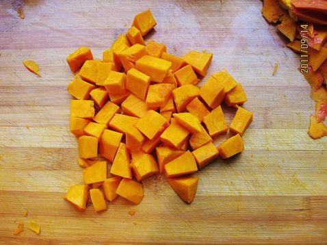 小米燕麦南瓜粥的家常做法