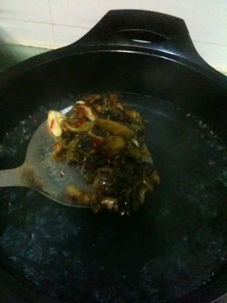 麻香酸菜鱼怎么吃