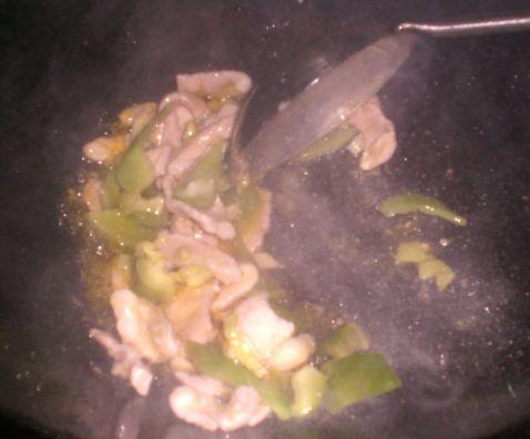 肉炒杏鲍菇怎么做