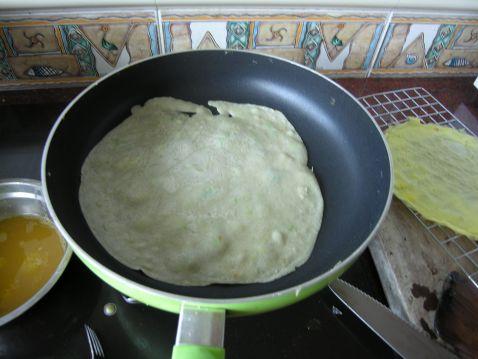 紫菜鸡蛋卷饼的做法大全