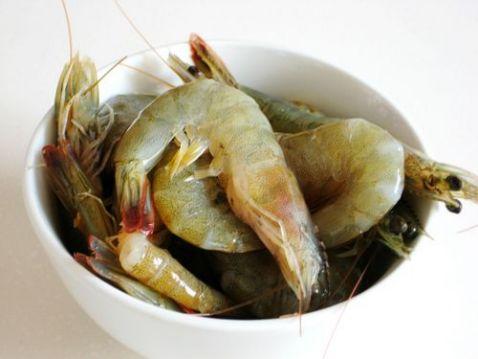 软壳虾炒冬瓜的做法大全