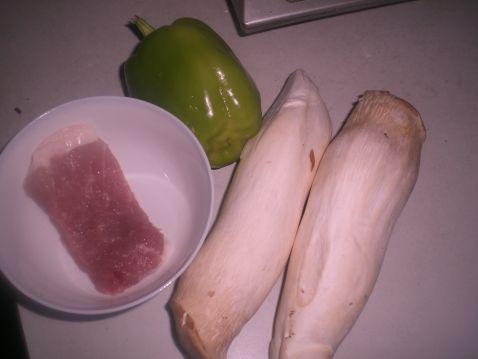 肉炒杏鲍菇的做法大全