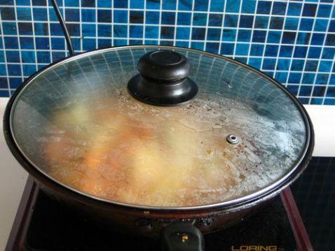 软壳虾炒冬瓜怎么做