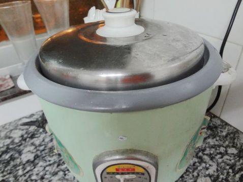 土豆咸饭的制作