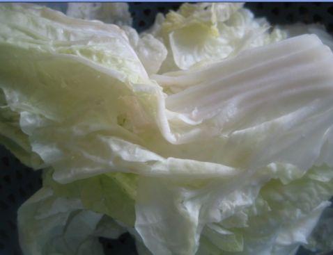 白菜红薯粉丝汤的家常做法