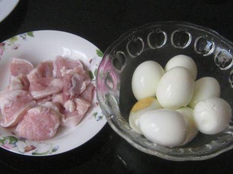 肉卤蛋的做法大全