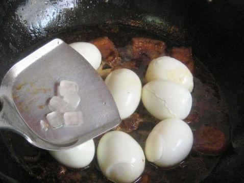 肉卤蛋怎么做
