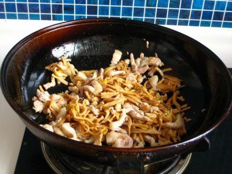 京味儿打卤面怎么煮