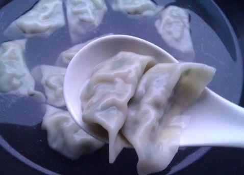 韭菜肉馅饺子怎么炒