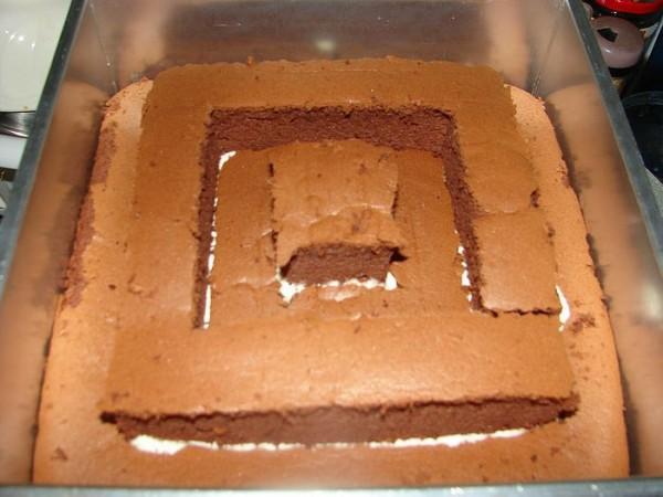 麻将榴莲慕斯蛋糕的做法大全