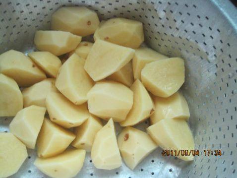 红烧牛肉土豆的做法图解
