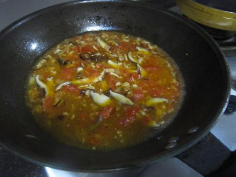 茄汁肉酱怎么炒