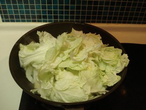 白菜豆腐炖粉条怎么煮