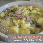 炖什锦豆腐