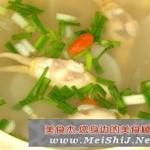 萝卜蛏子汤