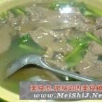 菠菜煮猪肝