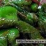 川菜:虎皮青椒(传统)[图]
