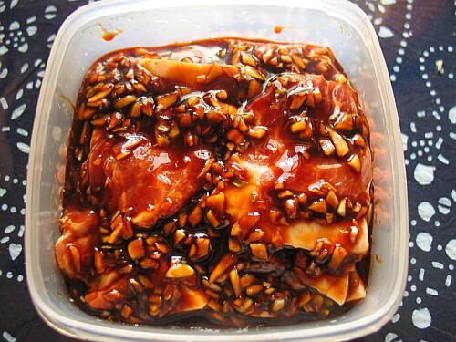 蜜制叉烧肉的家常做法