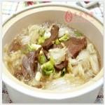 大白菜炖牛肉的做法大全