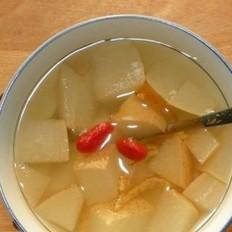 冰糖雪梨汤