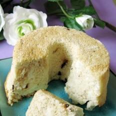 玫瑰天使蛋糕的做法