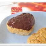 低脂杏仁巧克力玛芬