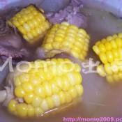 玉米冬瓜排骨汤的做法