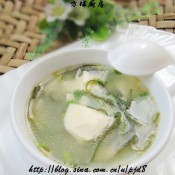 海带丝豆腐汤的做法