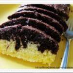 双色磅蛋糕的做法
