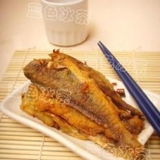 盐酥小黄鱼的做法