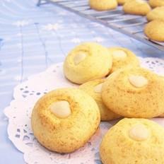芝士杏仁饼