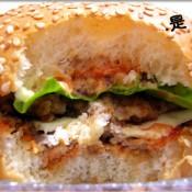 芝士牛排汉堡的做法