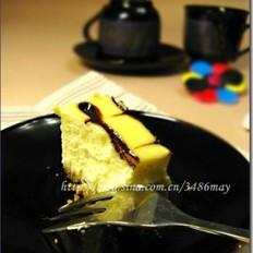 巧克力酸奶蛋糕